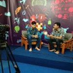 KOFFI FIKOM UBJ Menggelar Talkshow  Bersama  Membahas Rencana dan Langkah Kedepan