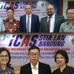 Dosen FIKOM UBJ Menghadiri Konferensi International Conference on Administration Sciense (ICAS) 2019