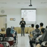 "Kuliah Tamu dengan Tema LET'S MOVE ON ""Change Your Word, Change Your World"""